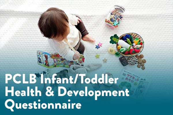 Download PCLB Infant/Toddler Questionnaire