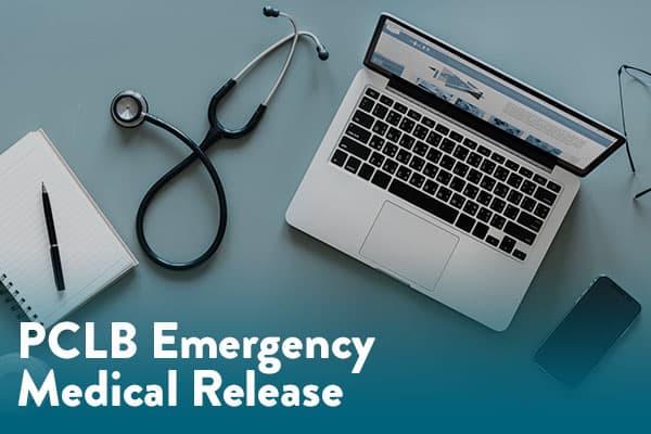 Download PCLB Emergency Medical Release